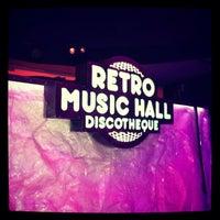 Foto tomada en Retro Music Hall por Petr B. el 6/7/2013