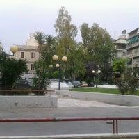 Photo taken at University of Piraeus by Elena K. on 5/16/2013