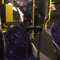 Photo taken at Bus 5 Zug Oberwil by Victor S. on 9/2/2014
