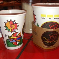 Photo taken at The Coffee Cup by Eleazar M. on 8/1/2013