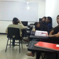 Photo taken at Universidad Del Sur by geraldine v. on 4/10/2013
