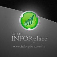 Photo taken at Inforplace Informatica by Gui Freitas #. on 6/10/2013