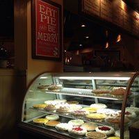 Photo taken at Polly's Pies - Moreno Valley by Tass A. on 12/14/2013