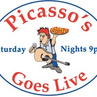 Photo taken at Picasso's Pizza & Pub by Picasso's Pizza & Pub on 10/23/2014