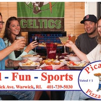 Photo taken at Picasso's Pizza & Pub by Picasso's Pizza & Pub on 10/21/2014