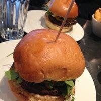 Photo taken at Gourmet Burger Kitchen (Cambridge) by Pedro P. on 5/29/2013