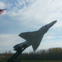 Photo taken at Duluth International Airport (DLH) by Fred C. on 10/11/2013