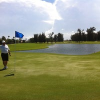 Photo taken at Normandy Shores Golf Club by Ivan A. on 7/11/2013