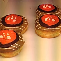 Photo taken at Mister Donut by Oouumm on 1/24/2015
