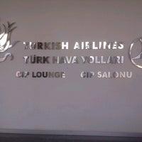 Photo taken at CIP Lounge by M7sn 3. on 5/23/2013