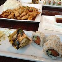 Photo taken at Banbu Sushi Bar & Grill by Tyrone O. on 4/11/2013