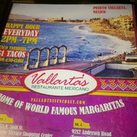 Photo taken at Vallarta's Mexican Restaurant by Marian M. on 5/3/2014
