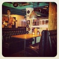 Photo taken at Bluegill Restaurant by KLo on 10/18/2012