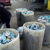 Photo taken at Material Recycling by Justin D. on 2/13/2013