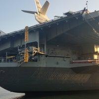 Das Foto wurde bei USS Midway Flight Deck von Drew am 7/29/2018 aufgenommen