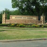 Photo taken at Midwestern State University by April M. on 5/18/2013