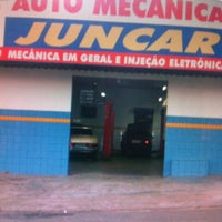 Photo taken at Auto Mecânica Juncar by Paola C. on 2/21/2014