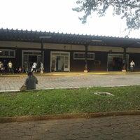Photo taken at Terminal Rodoviário de São Manuel by Renato B. on 2/12/2014