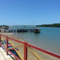 Photo taken at Porto De Galinhos by Felipe L. on 9/26/2013
