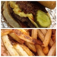 Photo taken at Five Guys by Edgar d. on 10/11/2012