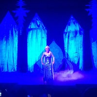 Photo taken at Teatro Abril by Rosa A. on 4/12/2015