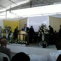 Photo taken at Igreja Evangélica Assembléia de Deus em Salvador - Iguatemi [Adesal Iguatemi] by Jtrigos T. on 3/28/2014