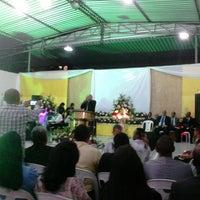 Photo taken at Igreja Evangélica Assembléia de Deus em Salvador - Iguatemi [Adesal Iguatemi] by Jtrigos T. on 3/26/2014