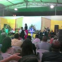 Photo taken at Igreja Evangélica Assembléia de Deus em Salvador - Iguatemi [Adesal Iguatemi] by Jtrigos T. on 3/25/2014