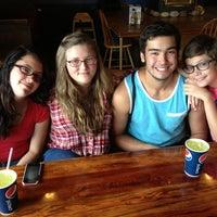 Photo taken at Pizza Harbor by Jennifer N. on 8/22/2013