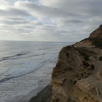 Photo prise au Torrey Pines State Beach par Ros @rosvon C. le7/13/2016