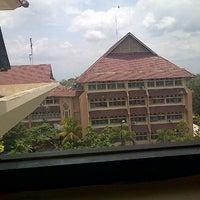 Photo taken at Fakultas Teknologi Industri UII by Samiaji Bagus S. on 10/24/2013