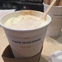 Photo taken at Café Martínez by Ale P. on 12/29/2015