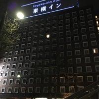 Photo taken at Toyoko Inn Sendai-eki Nishi-guchi Chuo by atsushi s. on 3/8/2017