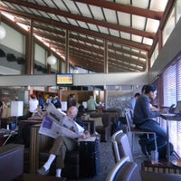 Photo taken at Executive Lounge Soekarno-Hatta International Airport by Tn Muda H. on 6/27/2013