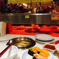 Photo taken at Sukishi Buffet by Agnes T. on 8/16/2015