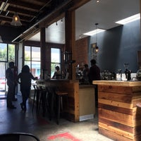 Photo taken at Sextant Coffee Roasters by Naezin on 6/15/2017
