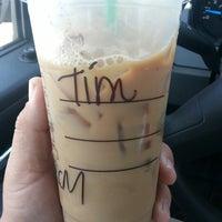 Photo taken at Starbucks by Tim C. on 3/11/2014