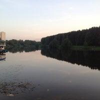 Photo taken at Лодочная станция by Ivan on 5/19/2014