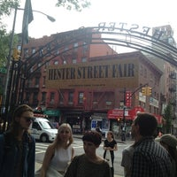 Photo taken at Hester Street Fair by Amanda Y. on 6/8/2013