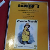 Photo taken at Barbec's by Chris W. on 3/8/2014