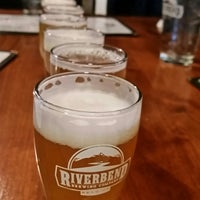 Photo taken at RiverBend Brewing Company by John C. on 9/12/2016
