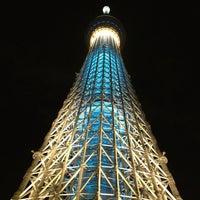 Photo taken at Tokyo Skytree by Kei N. on 6/7/2013