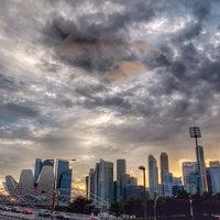 Das Foto wurde bei Marina Bay von Sugi W. am 12/20/2013 aufgenommen