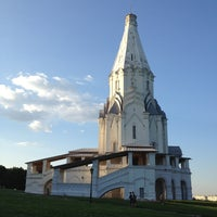 6/3/2013 tarihinde Alina M.ziyaretçi tarafından Kolomenskoje'de çekilen fotoğraf
