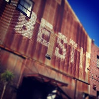 Photo taken at Bestia by Ryan on 10/16/2012
