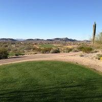 Photo taken at Golf Club of Estrella by Jason A. on 2/22/2013