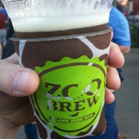 Photo taken at Zoo Brew by Tyler M. on 7/4/2013