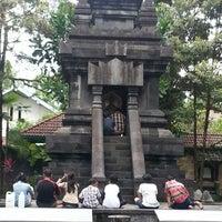 Photo taken at Gereja dan Candi Hati Kudus Tuhan Yesus Ganjuran by Amelia S. on 12/23/2012