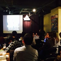Photo taken at Comedy Club 卡米地喜劇俱樂部 by Hsing C. on 10/19/2014