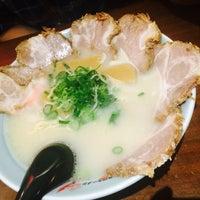 Photo taken at 梅光軒拉麵 Baikohken by Hsing C. on 12/1/2014